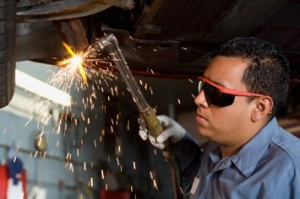 Industrial Eye Protection PPE